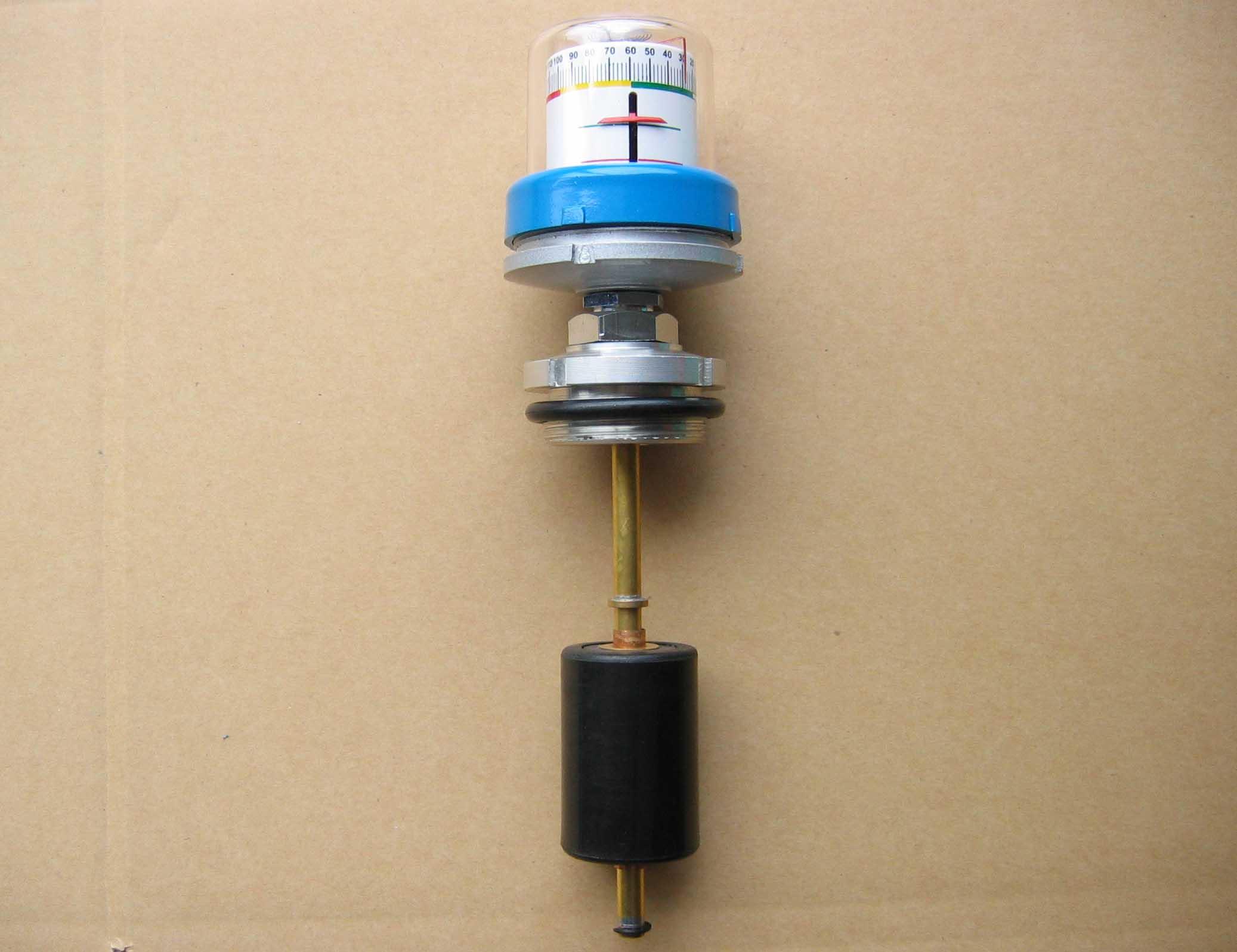 温度油位计_供应bws-11变压器用温度油位计